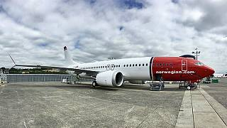Norwegian's first 737 Max
