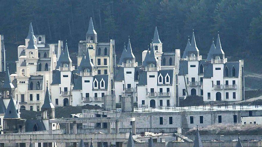 Châteaux abandonnés en Turquie : quand le conte de fées tourne au cauchemar