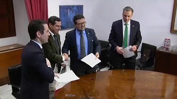 Pacto tripartito andaluz ¿quién gana y quién arriesga?