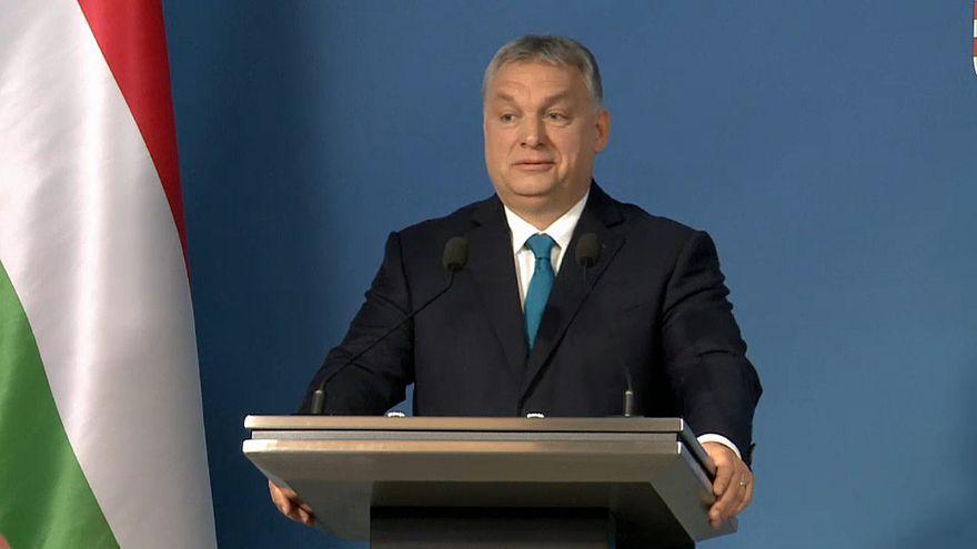 """Viktor Orbán: """"Wollen unter uns bleiben"""""""