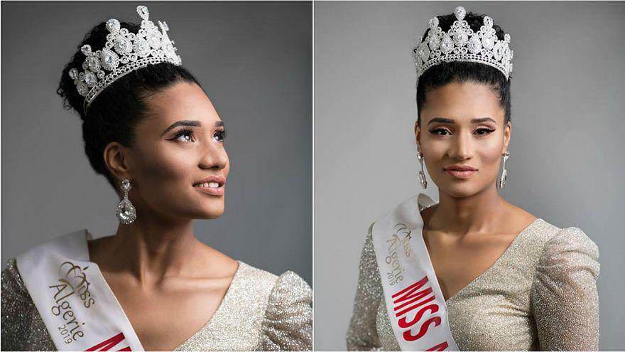Miss Algeria 2019: Organisers slam ugly reaction to beauty pageant winner Khadija Ben Hamou