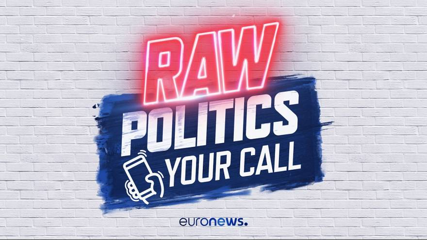 Watch in full: Raw Politics call-in show debates Eurosceptics' rise