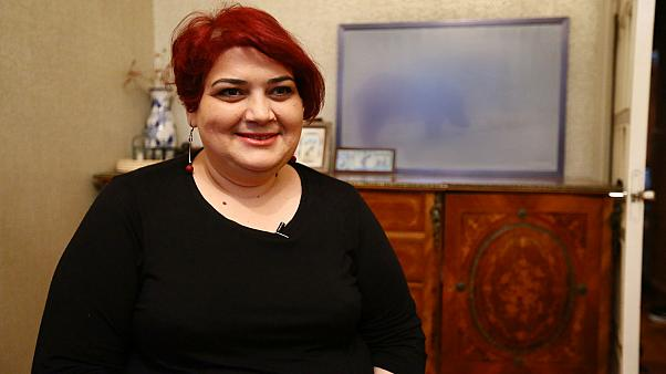 Journalist blackmailed over spy-camera sex tape wins court case against Azerbaijan