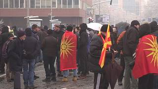 ويستمر الجدل حتى إشعار آخر.... برلمان مقدونيا يؤجل التصويت على تغيير اسم البلاد