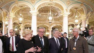 آغاز پرتنش ریاست شش ماهه رومانی برای اتحادیه اروپا