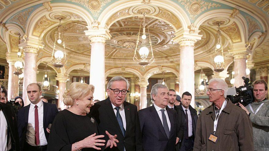 Débuts délicats pour Bucarest à la tête de l'Union européenne