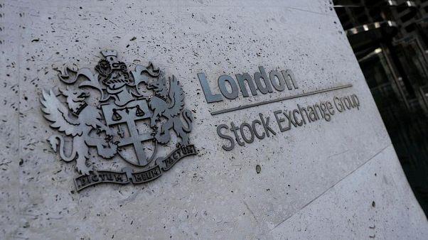 UK shares fall as trade talk hopes fade; weak Christmas updates hurt retail