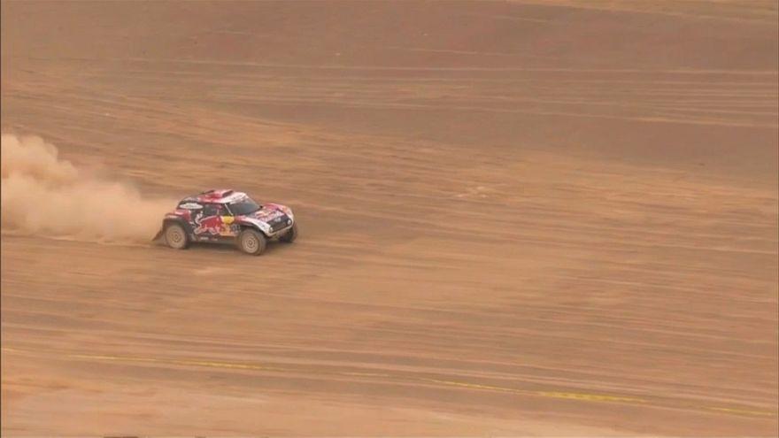 Brabec desbanca a Quintanilla en el Dakar