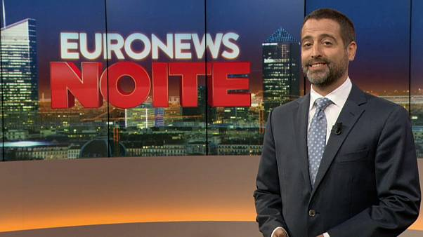 Euronews Noite 10/01/2019