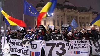 Румыния - новый председатель Евросоюза