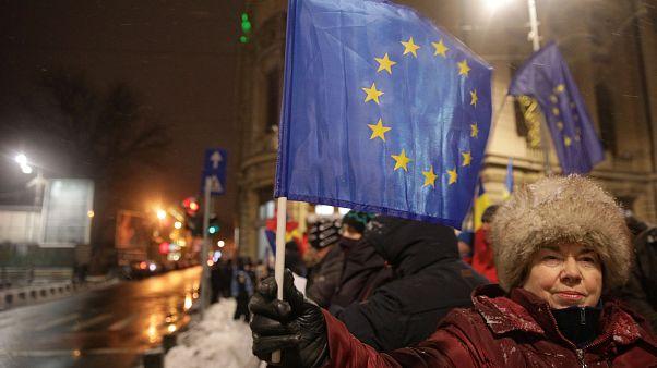 Início de presidência da UE tenso para Bucareste