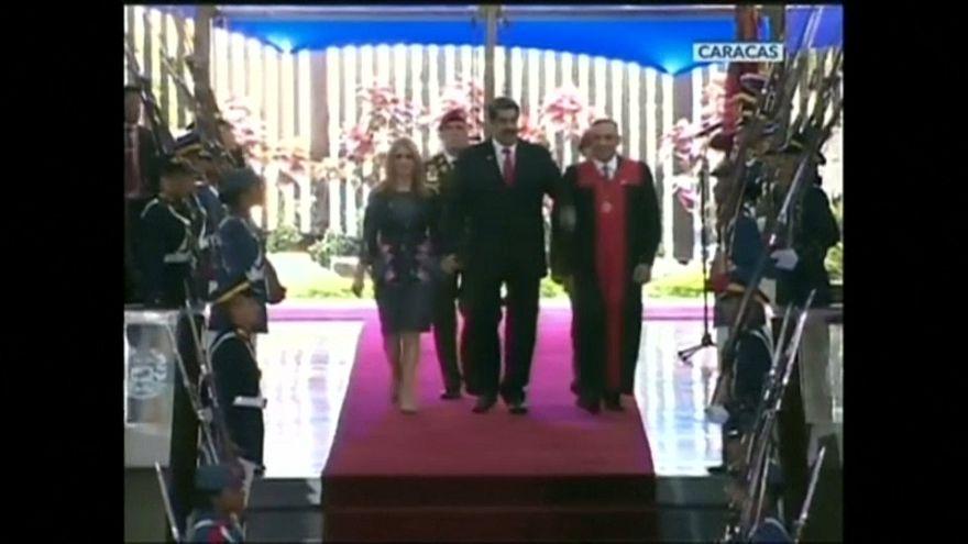 Мадуро пошел на второй срок
