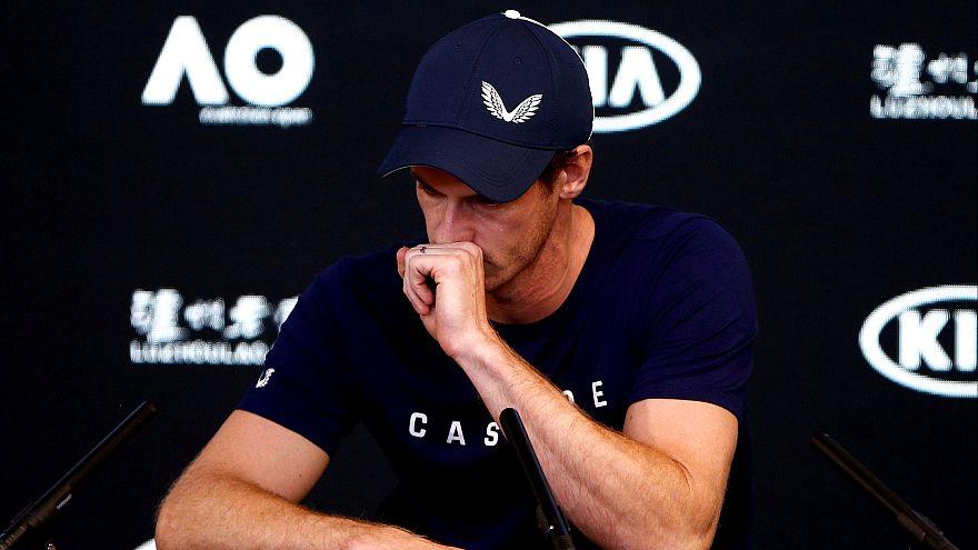Eski dünya 1 numarası Murray gözyaşları içinde bu yıl tenise veda edebileceğini açıkladı
