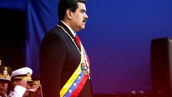 Maduro chama fascista a Bolsonaro