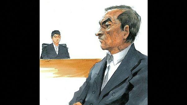 Sempre peggio la posizione di Carlos Ghosn agli arresti in Giappone