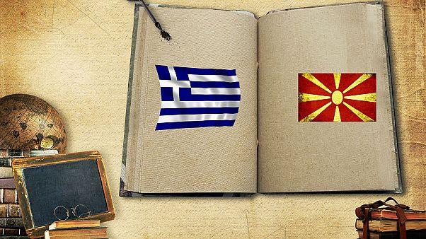Τι ζήτησε η ελληνική πλευρά για τα σχολικά βιβλία της ΠΓΔΜ