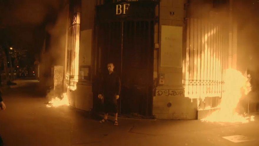 L'artiste russe incendiaire de la banque de France condamné
