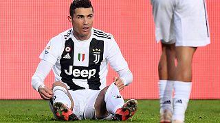 Cristiano Ronaldo: polizia di Las Vegas richiede esame del dna