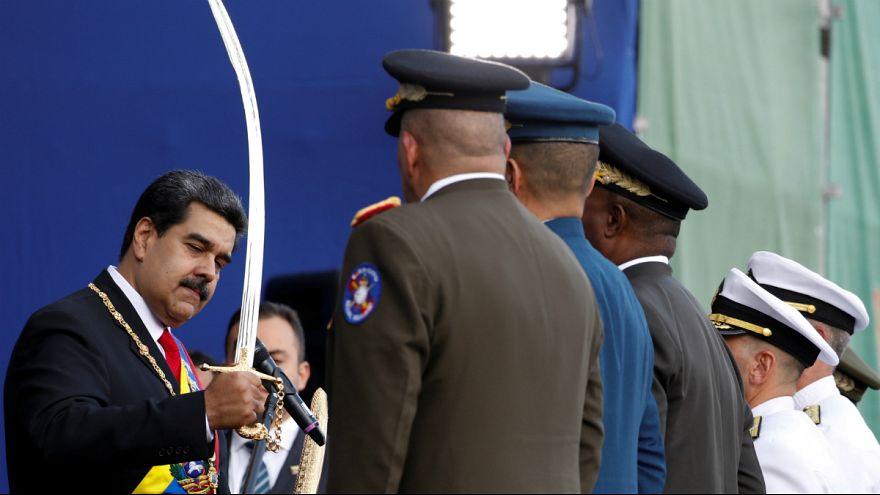برزیل حکومت مادورو بر ونزوئلا را «نامشروع» دانست