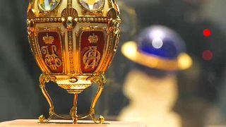 Fabergé-tojások Moszkvában