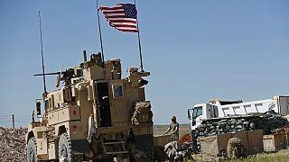 نبروهای آمریکایی در سوریه