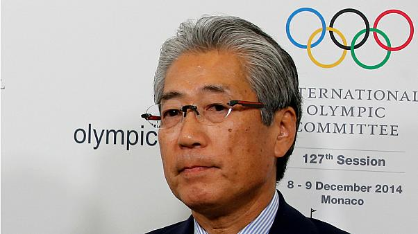 Japanese Olympic chief indicted in France, suspected of corruption