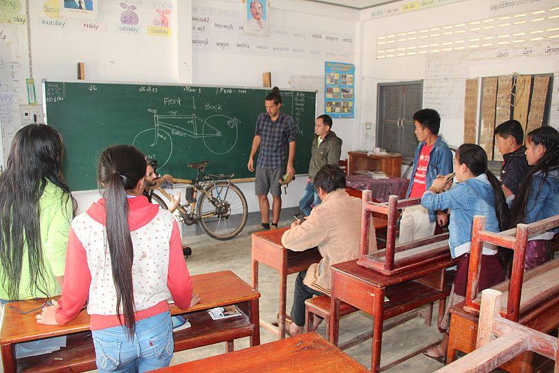Bamboo Bicycles Beijing/Facebook