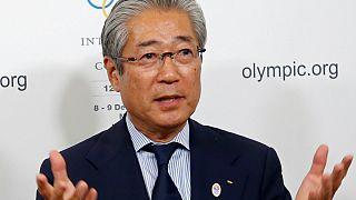 Takeda liderou a agora suspeita candidatura de Tóquio2020
