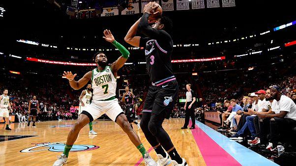 Triunfos para los Heat de Miami y los Kings de Sacramento en la NBA