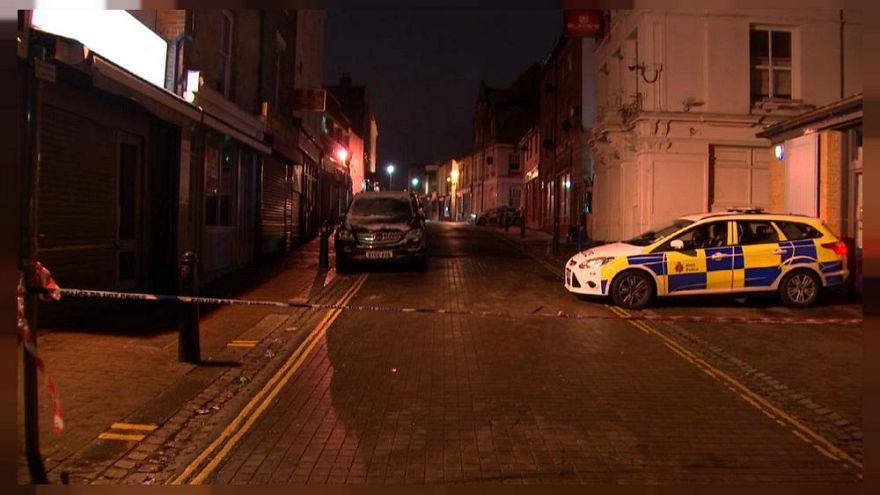 Video | İngiltere: Kovulduğu bara araçla giren gence 28 yıl hapis