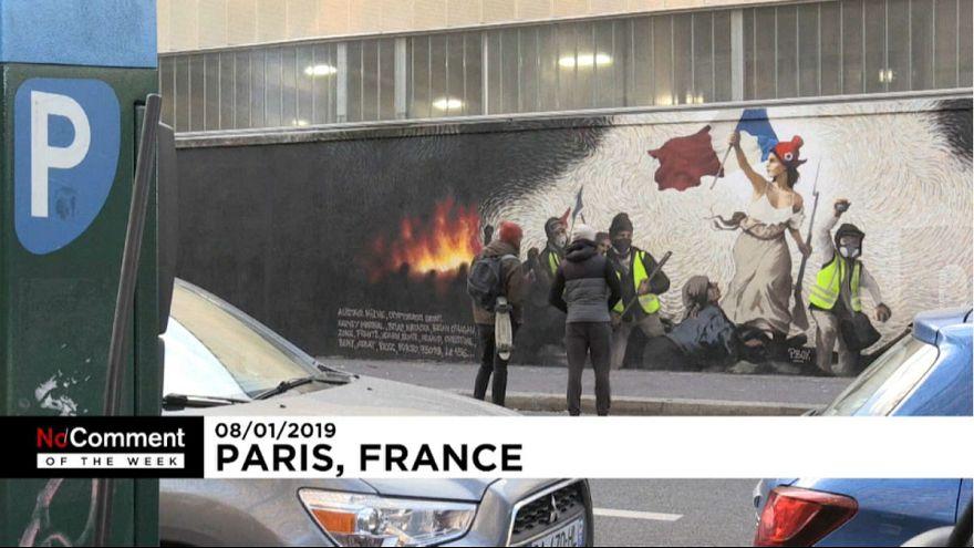 گلچینی از ویدئوهای بدون شرح هفته در یورونیوز