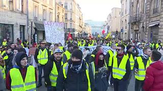 Francia se prepara ante un nuevo sábado de protestas de los 'chalecos amarillos'