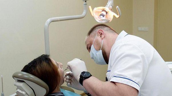 Grecia tiene el mayor número de dentistas de la Unión Europea