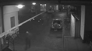 Footage of violent attack on far-right politician published by German police