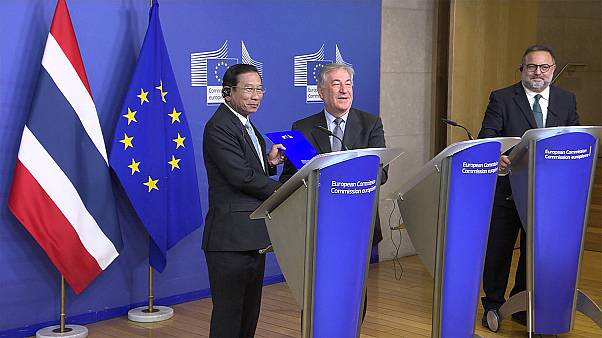 L'UE et la Thaïlande luttent ensemble contre la pêche illégale