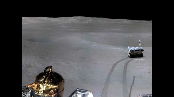 """Robot chinois sur la Lune : un """"succès total"""""""