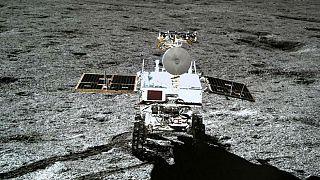 سفر به نیمه پنهان ماه؛ عکسهای فضاپیما و کاوشگر چینی