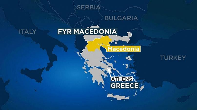 Macedonians' vote for new name ends rift with Greece