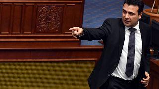 Le Premier ministre Zoran Zaev a fait de ce scrutin son destin politique
