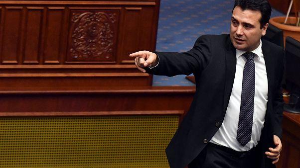 Πολιτικές διεργασίες και στα Σκόπια
