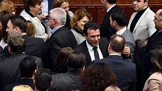 Szkopje: egy lépéssel közelebb az EU-hoz