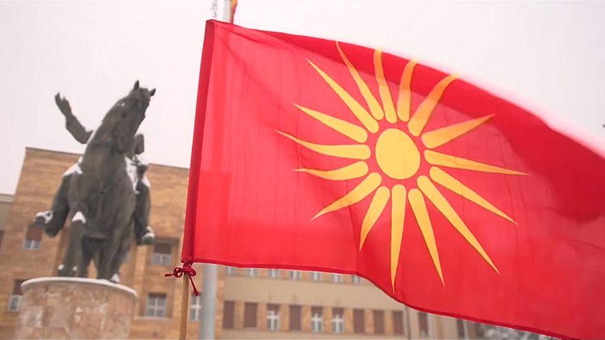 Парламент БЮР Македония утвердил переименование страны в Северную Македонию