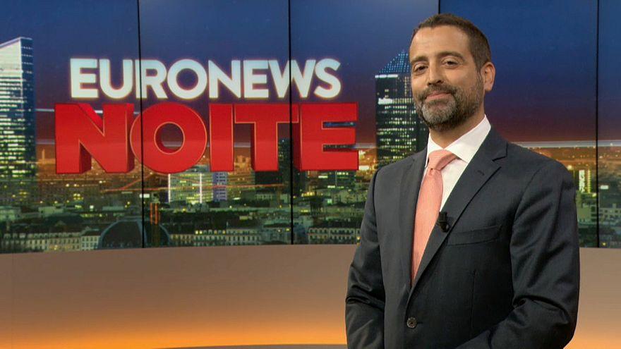 Euronews Noite 11-01-2019