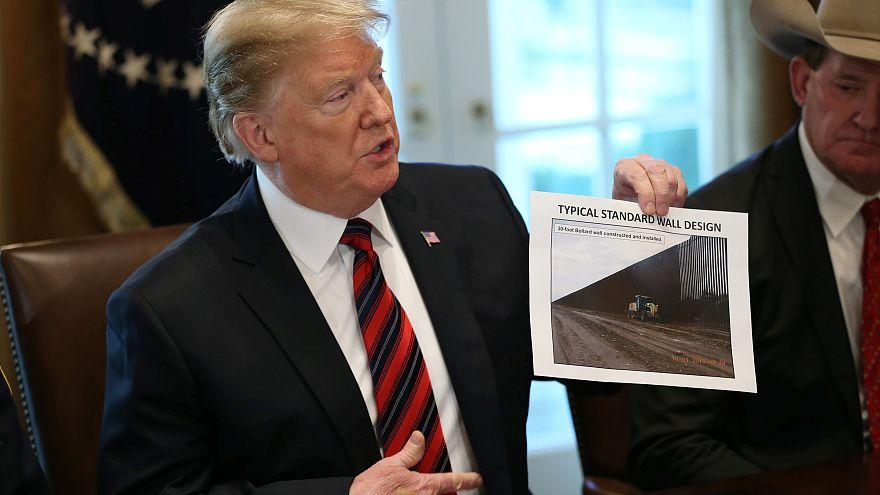 ABD başkanı Trump: Ulusal Acil Durum ilanı gündemimde yok