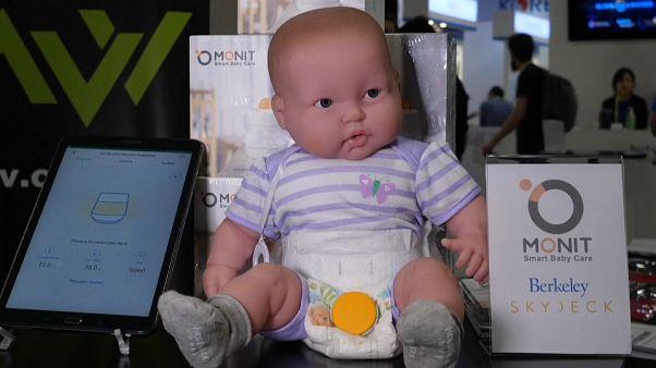 الحفاظ الذكي في معرض لاس فيغاس للتكنولوجيا
