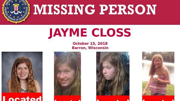 Подросток в Висконсине сбежала от похитителя и убийцы её родителей