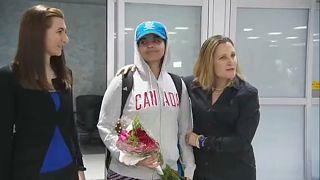 A szaudi lány története: Kanada befogadta, már Ottawában van