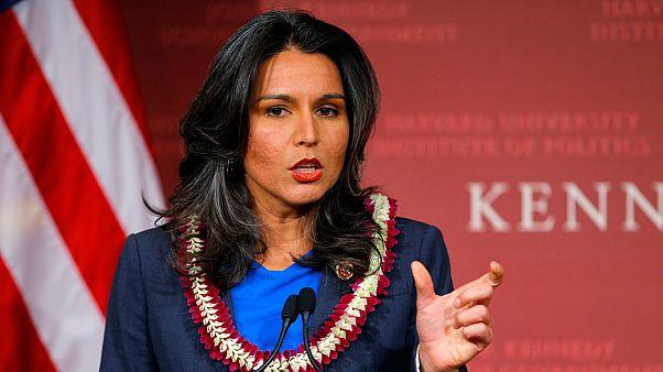 نائبة ديمقراطية أمريكية شاركت في حرب العراق تعلن ترشحها للرئاسة في 2020