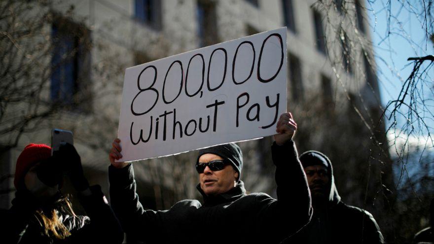 تعطیلی دولت فدرال آمریکا رکورد شکست