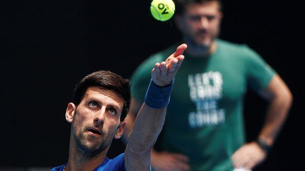 Djokovic szomorú Murray miatt